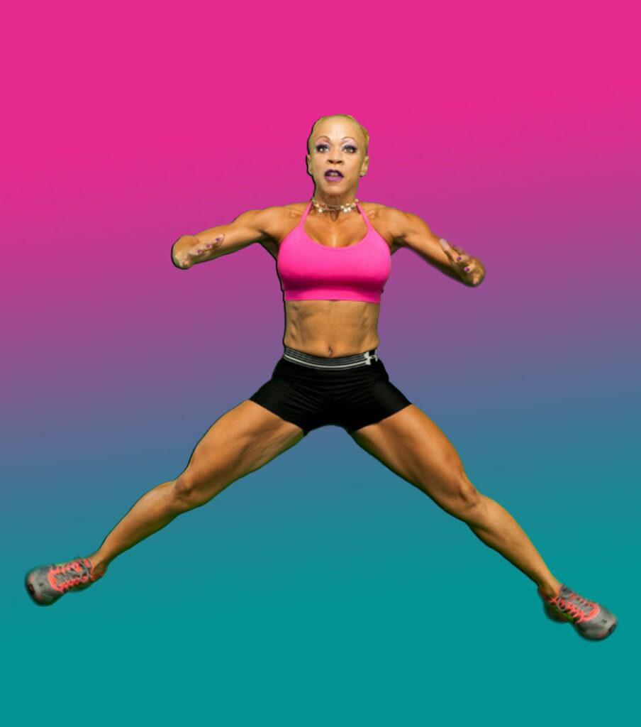 women's fitness san antonio, tx, women only boot camp san antonio, tx, sherri braxton
